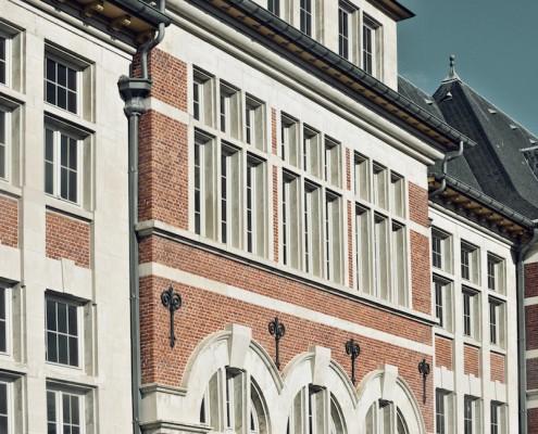 Terhills Hotel Exterior Facade