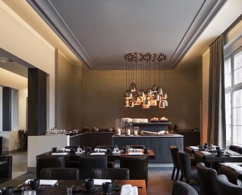 Terhills Hotel Breakfast Lounge