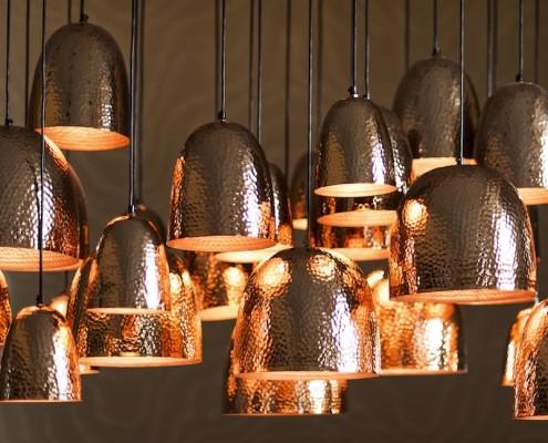 Terhills Hotel Lounge Lamps