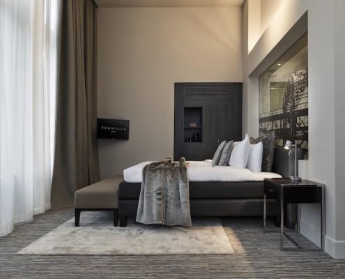 Terhills Hotel Bedroom