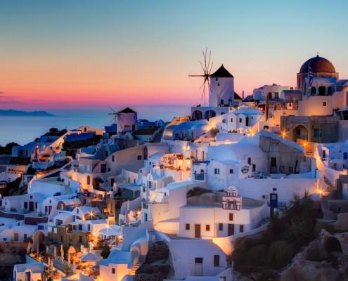 Secret Escapes - Santorini